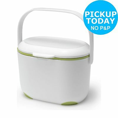 Addis Compost Caddy - Green and White. From the Official Argos Shop on ebay