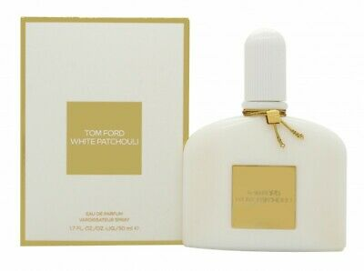Tom Ford White Patchouli Eau De Parfum 50Ml Spray - Women's For Her. New