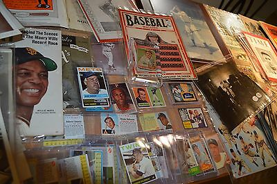 High Dollar Sports Card Collection!!! Babe Ruth, Unitas Rc, Etc!!! Must See!!!