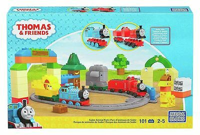 Mega Bloks Thomas & Friends James at the Zoo Playset-From the Argos Shop on ebay
