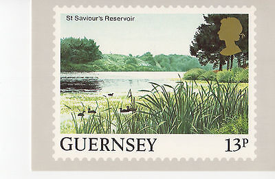 Guernsey -  5C (294) Phq Card - 1985