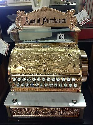 Original National Cash Register Double-Sided Model # 349 Serial # 926317