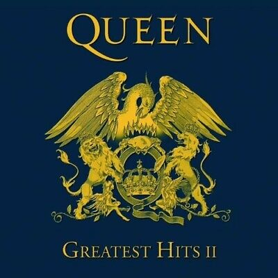 Queen - Greatest Hits II (2011 Remasters) [New Vinyl] Rmst, Hong Kong - Import