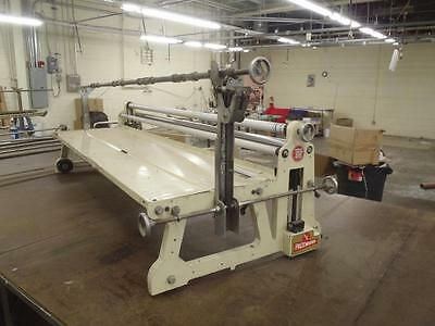 Eastman Pacemaker Fabric Spreading Machine Cloth Spreader System