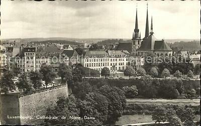 72482943 Luxembourg Luxemburg Cathedrale de Notre Dame Luxembourg