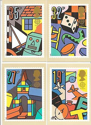 (40996) GB PHQ Mint Toys and Games 1989