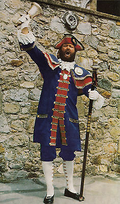 (42235) Photocard - Lyme Regis Town Cryer