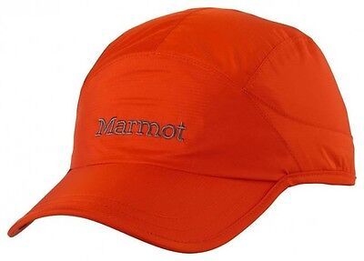 Marmot Baseball Cap - Orange Haze
