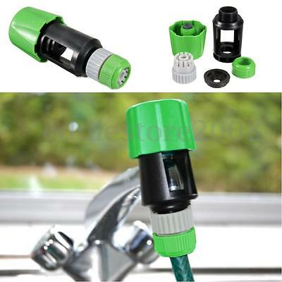 Universal Tap To Hose Pipe Snap Connector Mixer Garden Kitchen Watering Adaptor
