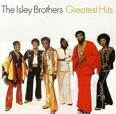The Isley Brothers - Greatest Hits [New CD] UK - Import