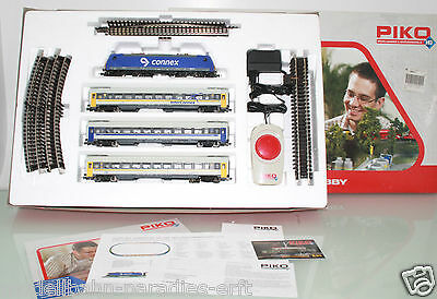 "Piko Spur H0 57180 Digitale Startpackung ""Connex BR 185"" in OVP (LL2497)"
