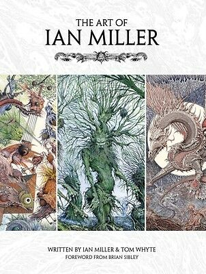 The Art of Ian Miller (Hardcover), Miller, Ian, 9781781167793