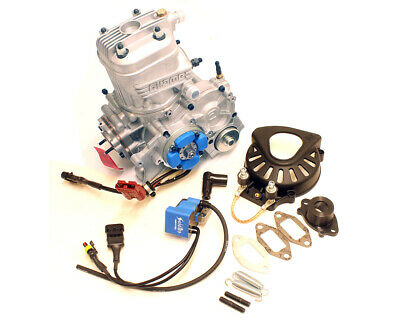 2017 Iame X30 Short Motor Junior (Inc. Clutch Cover, Exhaust Bend & Coil Pack)