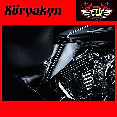 Kuryakyn Saddle Shields Heat Deflectors For H-D 09-17' Touring 1316