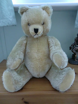 Large Growler Teddy Bear - 25 inches tall (55yrs old) SCHUCO