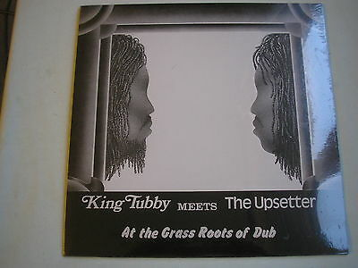 KING TUBBY MEETS THE UPSETTER At The Grass Roots Of Dub LP 2014 new mint sealed