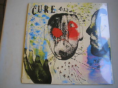 THE CURE 4:13 Dream US double LP 2008 new mint sealed
