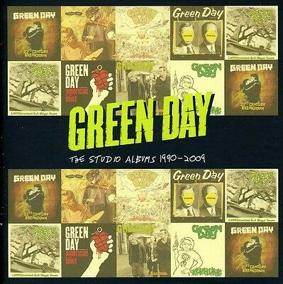 Green Day - Studio Albums 1990-09 [New CD] UK - Import