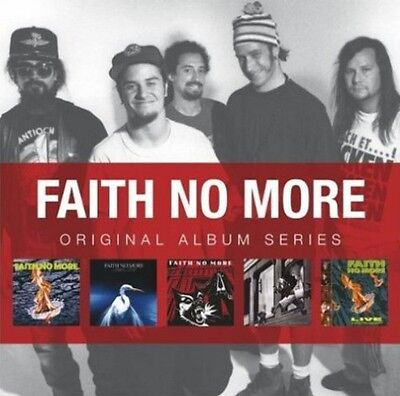 Faith No More - Original Album Series [New CD] Germany - Import