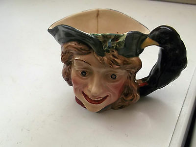 Beswick Character Jug Shaped As Barnaby Rudge    Made In England