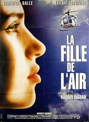 FILLE DE L'AIR 1993 Beatrice Dalle, Hippolyte Girardot FRENCH POSTER