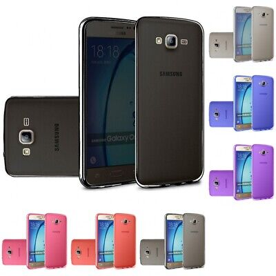 For Samsung Galaxy On5 TPU Rubber Flexible Phone Skin Case Cover