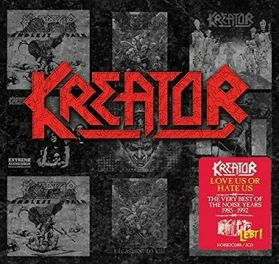 Kreator - Love Us or Hate Us: Very Best of the Noise Years [New CD] UK - Import