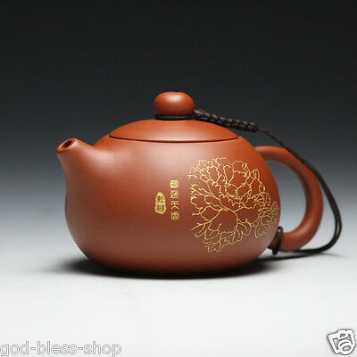 tea pot+2 tea cups Yixing teapot kettle flask bottle Purple sand teapot on sales