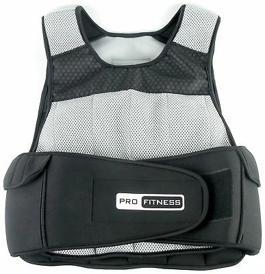 Pro Fitness Weighted Vest - 5kg. From the Official Argos Shop on ebay