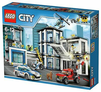 Lego City Police Station 7744 Rare Retired Set 100 Complete W