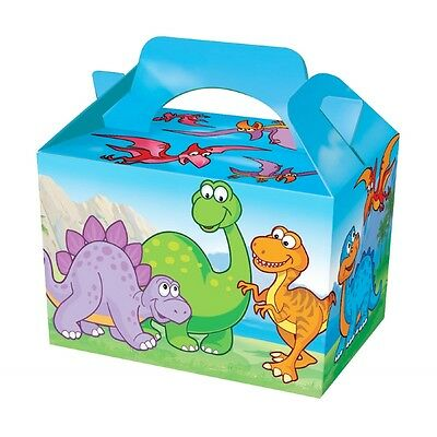 Wholesale Job Lot 150 Dinosaur Themed Food Boxes *Party *Boys *Girls