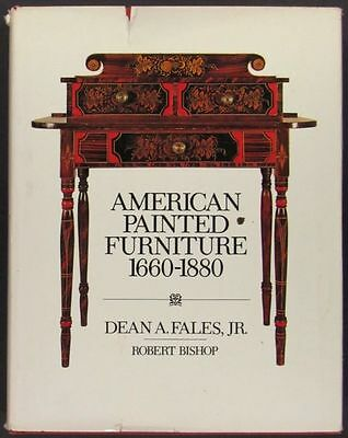 Antique American Painted Furniture - Colonial Federal Victorian -A Fales Classic
