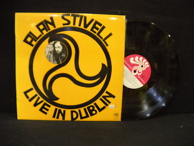 Alan Stivell ‎– Live In Dublin ' LP N.MINT / MINT SPAIN PRESS 1976
