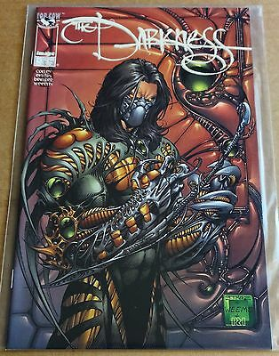 "Top Cow/image  ""the Darkness #13"" Comic  New/unread  High Grade  N/m  1998"