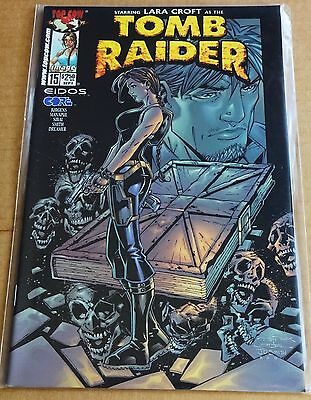 "Top Cow/image  ""tomb Raider #15"" Comic  New/unread  High Grade  N/m  2001"