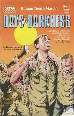 Days of Darkness (1992) #5 VG LOW GRADE