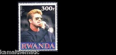 RWANDA MNH, George Michael, Musician, singer-songwriter, record producer,act-M27