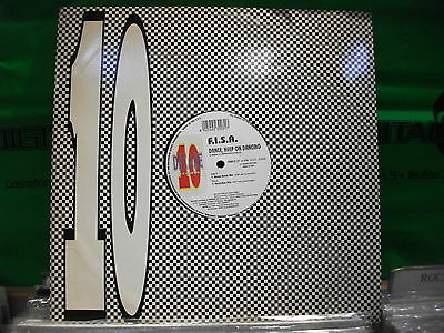 F.I.S.A. – Dance, Keep On Dancing ' 12'' MINT   Decade Records – DRM 97.21