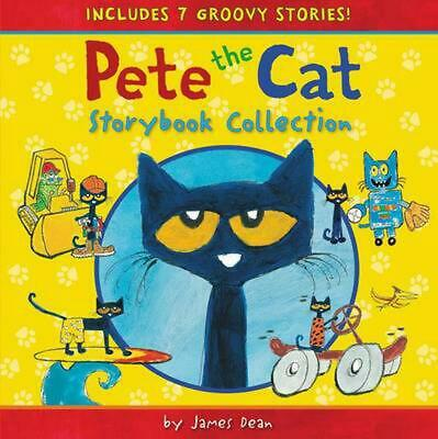 PETE THE CAT Storybook Collection: 7 Groovy Stories! by James Dean ...