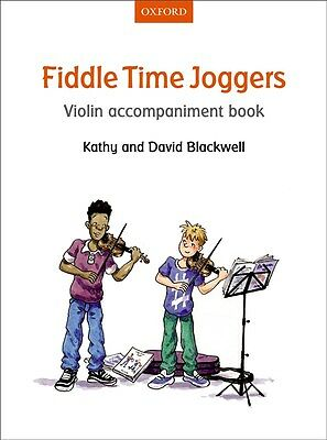 Fiddle Time Violin Accompaniments. Joggers, Runners & Sprinters Available