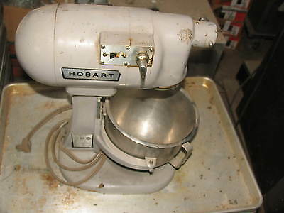 Hobart N-50 5QT Mixer with Bowl  Bakery Equipment