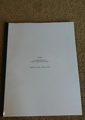 DOUBT FYC For Your Consideration ORIGINAL screenplay script