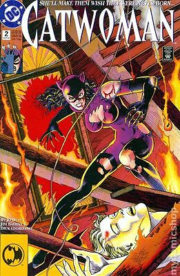 Catwoman (1993 2nd Series) #2 VF