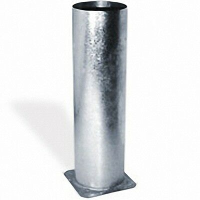 Galvanized Steel DIPPING VAT 4 inch diameter for DIPPING Candles
