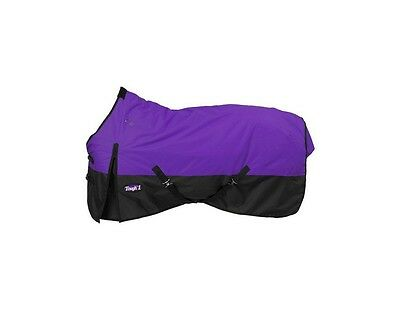 Tough-1 Blanket Turnout 600D Waterproof Poly Denier Ripstop 32-2010