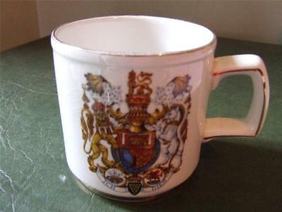 Wood and Sons Collectable Souvenir Charles & Diana Royal Marriage Mug 1981