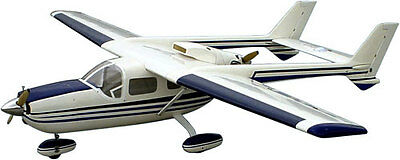 Royal 1/6 Scale Cessna Skymaster Plans and Templates