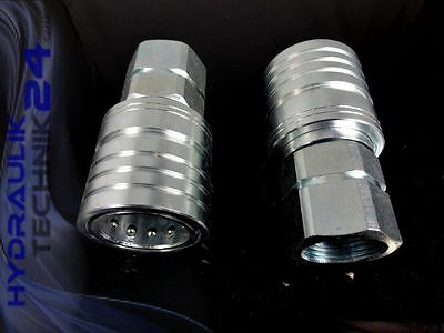 Coupling socket Plug coupling Size 6 BSP Inch thread Season prices