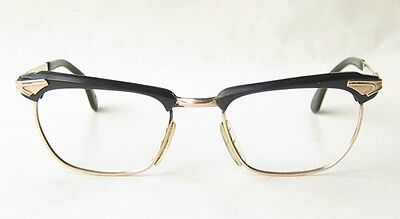 VINTAGE 60s MARWITZ OPTIMA W.GERMANY GOLD FILLED SUNGLASSES EYEGLASSES FRAME FAG