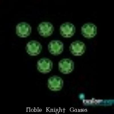 Customeeple Game Accessory Magical Power Token - Nature Pack MINT
